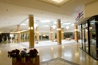 Photo of interior of Orchard Mall